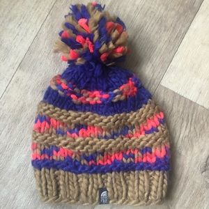 The North Face Pom Pom Hat